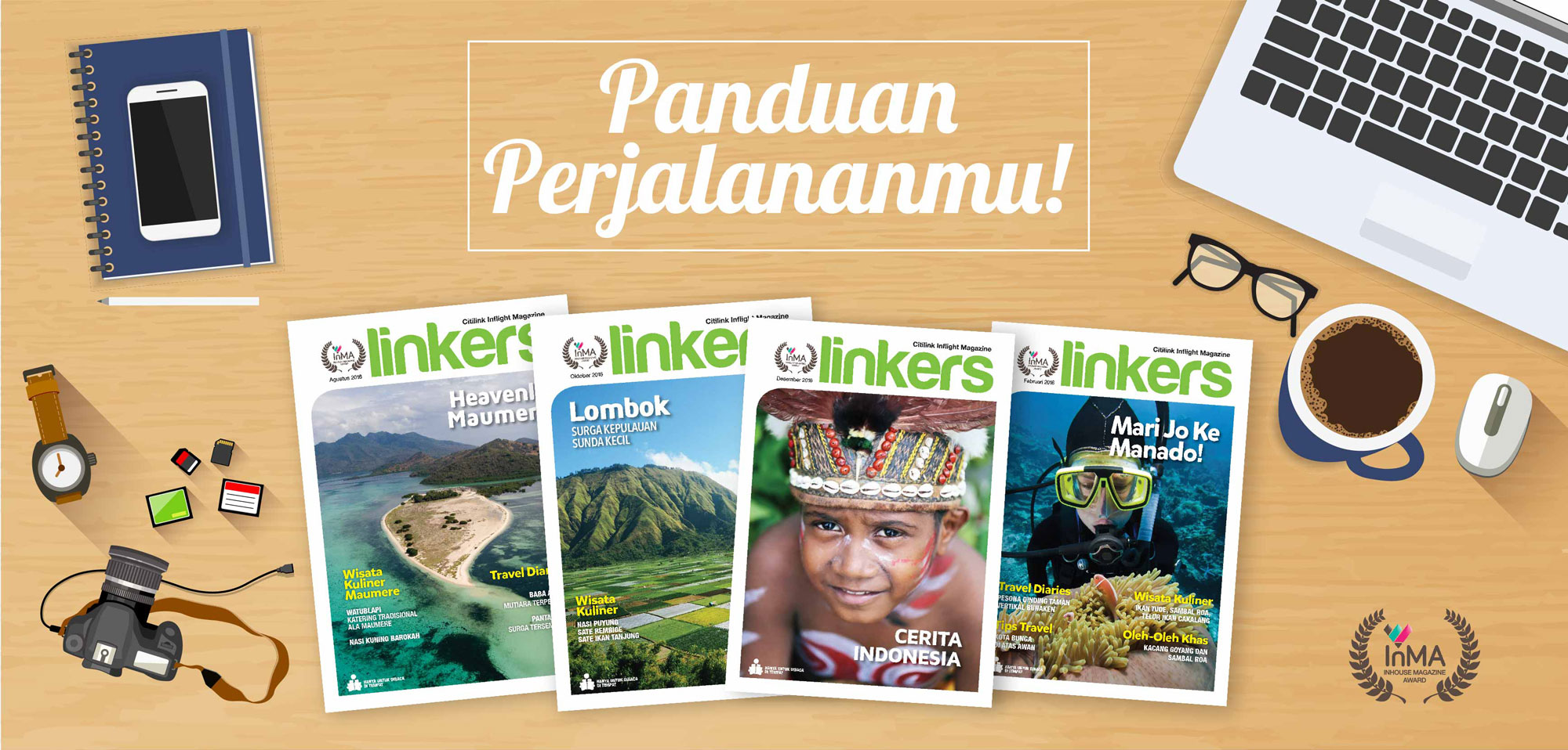 Linkers Magazine