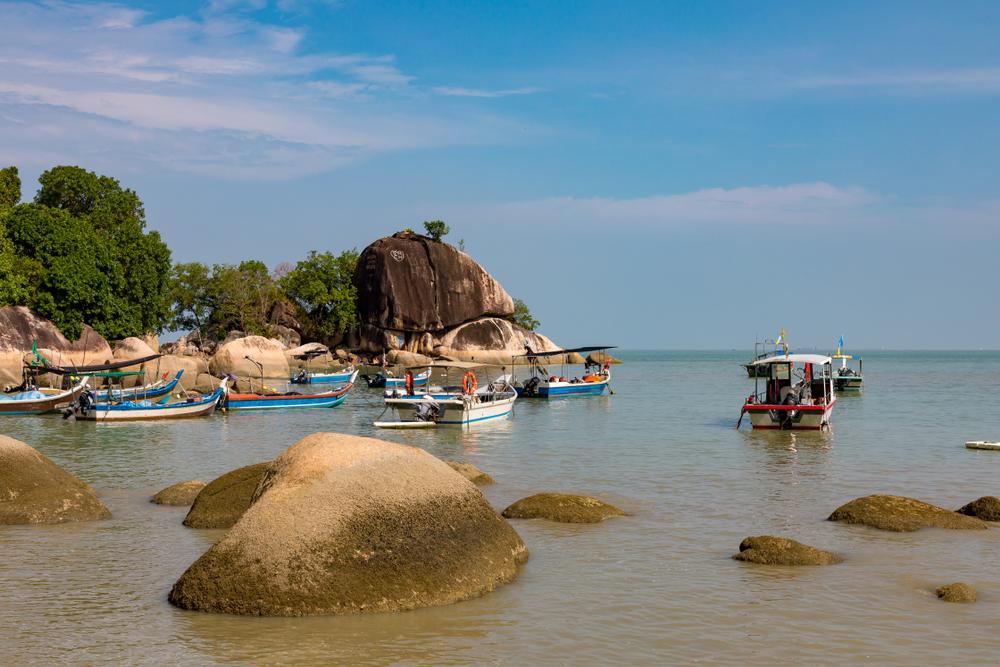 Wisata Pantai Penang